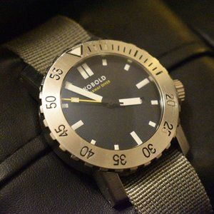 Kobold Artic Diver Tool Men's Watch